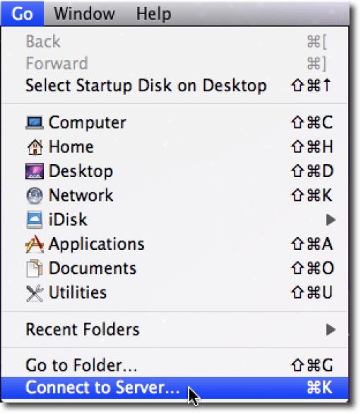 Mount a Windows Share on a MAC OS X and Have it Reconnect at