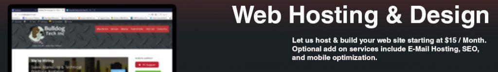 bulldog tech web hosting