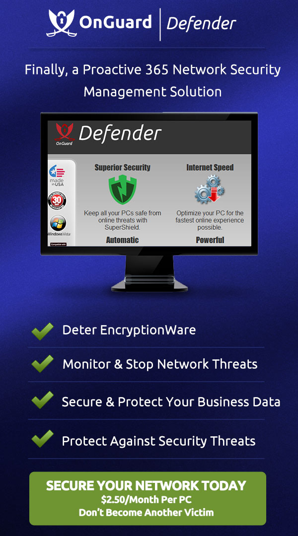 Bulldogtech network data defender