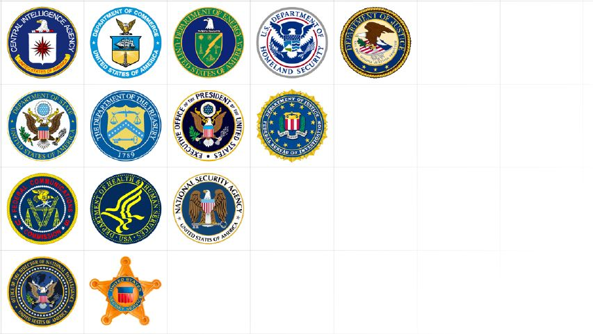 government logos